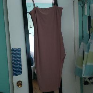 Tight dress